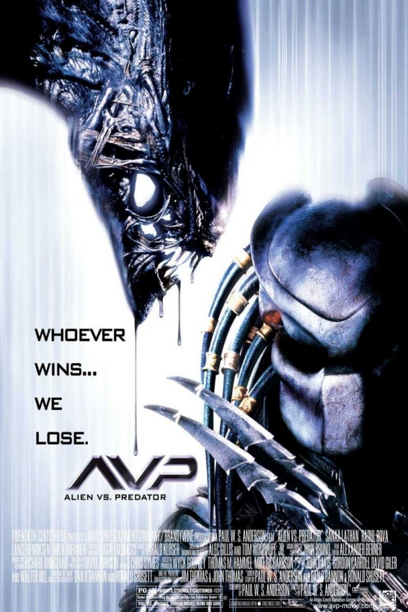 Alien Vs Predator  Movie Full Movie