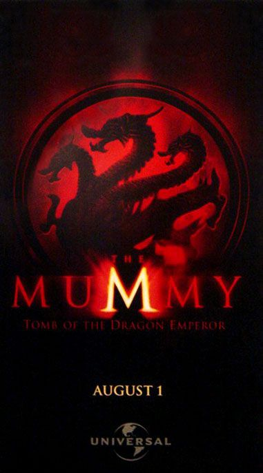 mummy tomb of the dragon emperor poster 2008 01 jpgThe Mummy Tomb Of The Dragon Emperor Three Headed Dragon