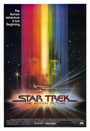Star Trek Motion Picture 1979