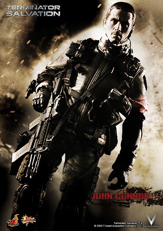 Terminator Salvation Cast SKYNET - Kaijumatic