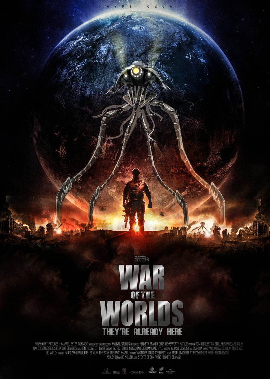 war of the worlds movie vs book War of the worlds 532k likes the last war on earth won't be started by humans.
