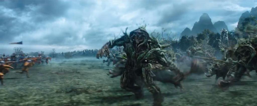 tree warrior kaijumatic