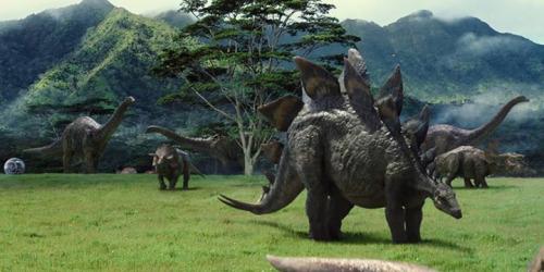 Stegosaurus kaijumatic - Film de dinosaure jurassic park ...